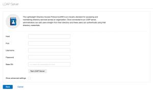 LDAP Server (Nessus)